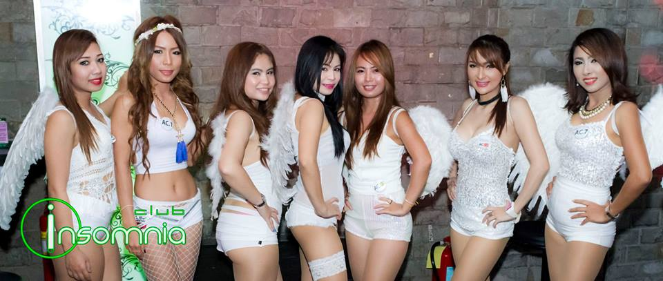 Foto di ragazze thailandesi cubiste