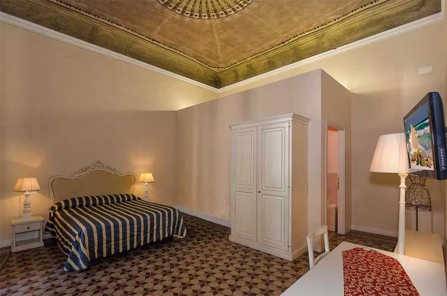 Una delle stanze: Hotel Galileo