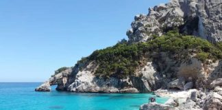 Sardegna spiagge: cala goloritzè