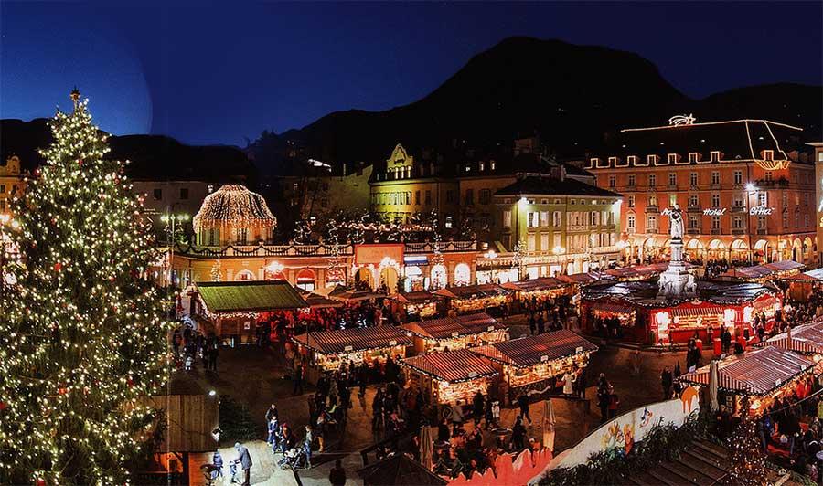 Bolzano Mercatini Di Natale.Bolzano Dove Alloggiare Per I Mercatini Di Natale Alloggionline Com
