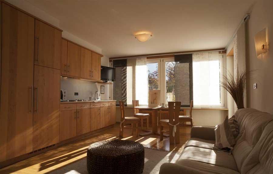 Uno degli 8 appartamenti