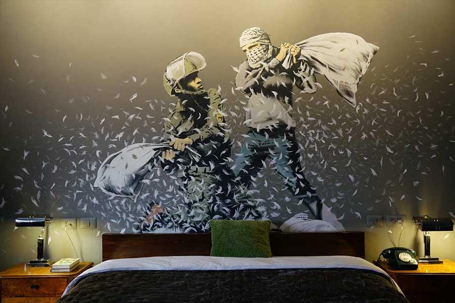 Bansky Room