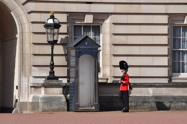 Buckingham Palace - Cambio Guardia