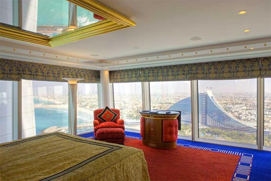 Camera - Burj Al Arab Jumeirah
