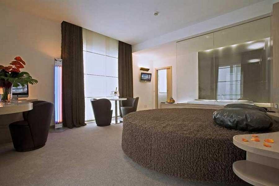 La Suite Luxury con Vasca Idromassaggio