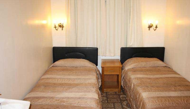 Stanza del Caswell Hotel London Victoria