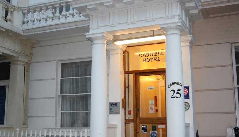 Caswell Hotel London Victoria