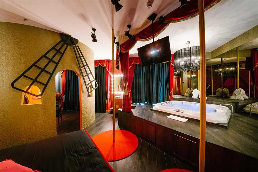 Diamante MHotel - Suite a tema con vasca idromassaggio