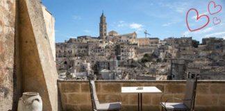 I Sassi di Matera visti dalla Locanda Di San Martino