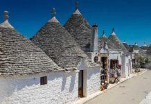 Trulli ad Alberobello