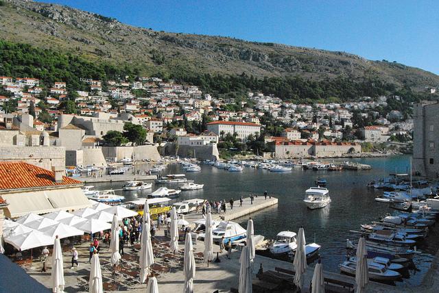 Dubrovnik: la città vecchia