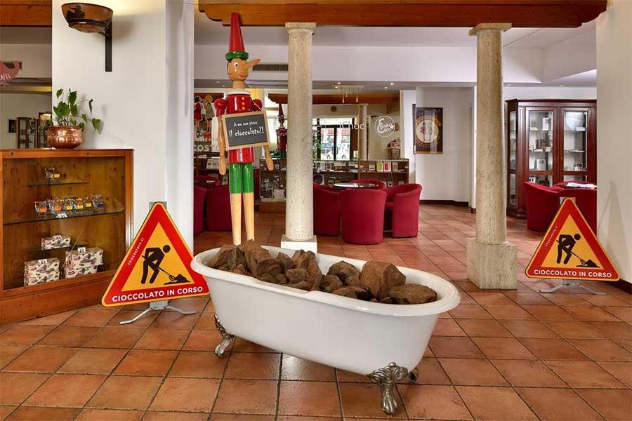 Etruscan Chocohotel