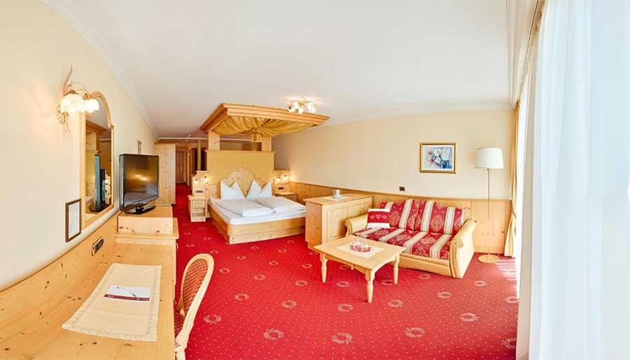 Granpanorama Hotel StephansHof - una delle stanze