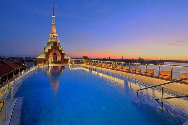 Hilton Molino Stucky: questo è l'hotel da prenotare per un ...