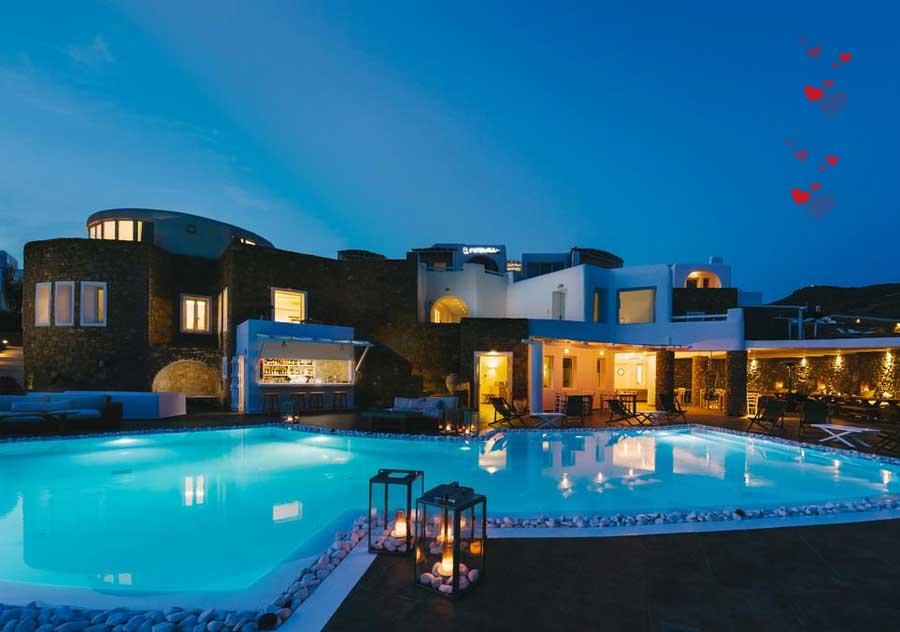 Che bello! Rocabella Mykonos Hotel