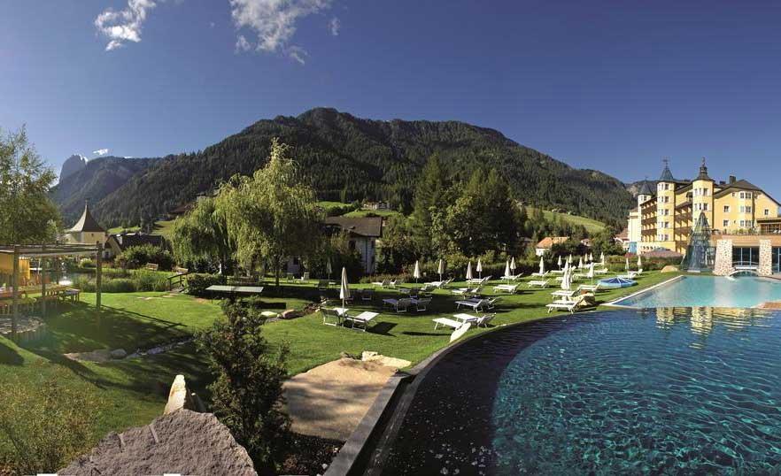 Hotel Adler Dolomiti Spa