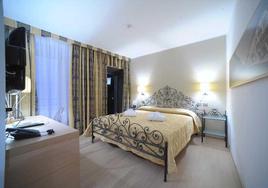 Hotel Aquila D'Oro - la camera