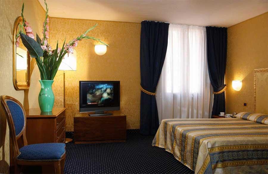Hotel Castello - una delle camere