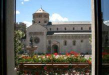 Vista Centro Trento dall'Hotel Venezia