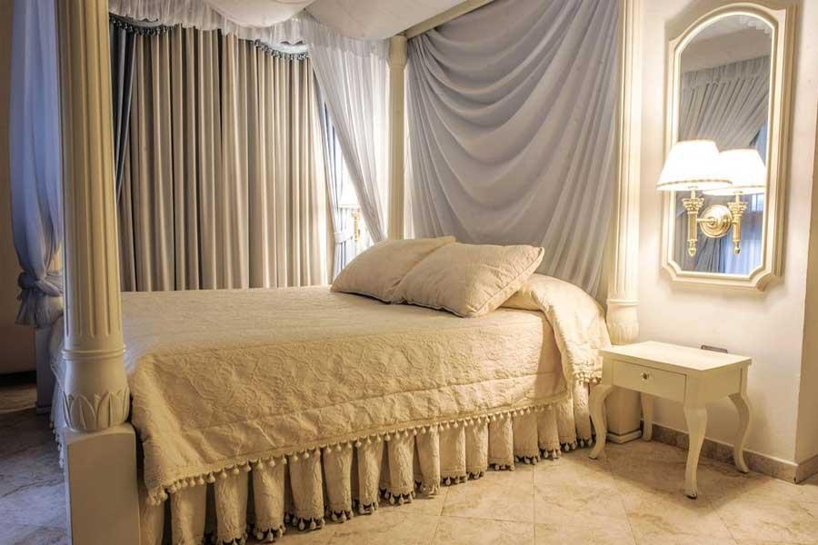 Una delle junior suite