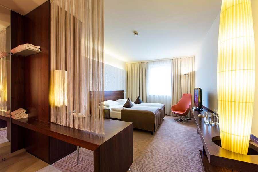 Seepack Hotel - La camera