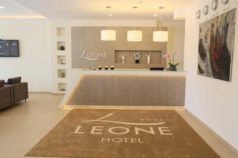Hotel Leone - La Hall