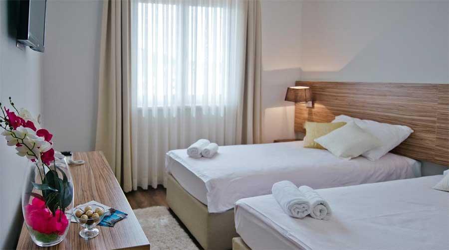 Camera Hotel Luna
