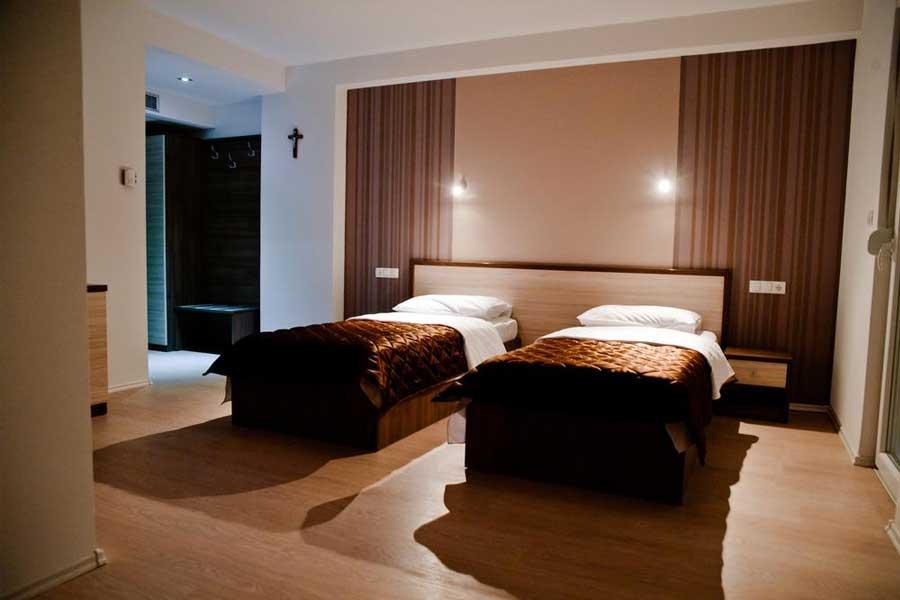 Camera Hotel Lux
