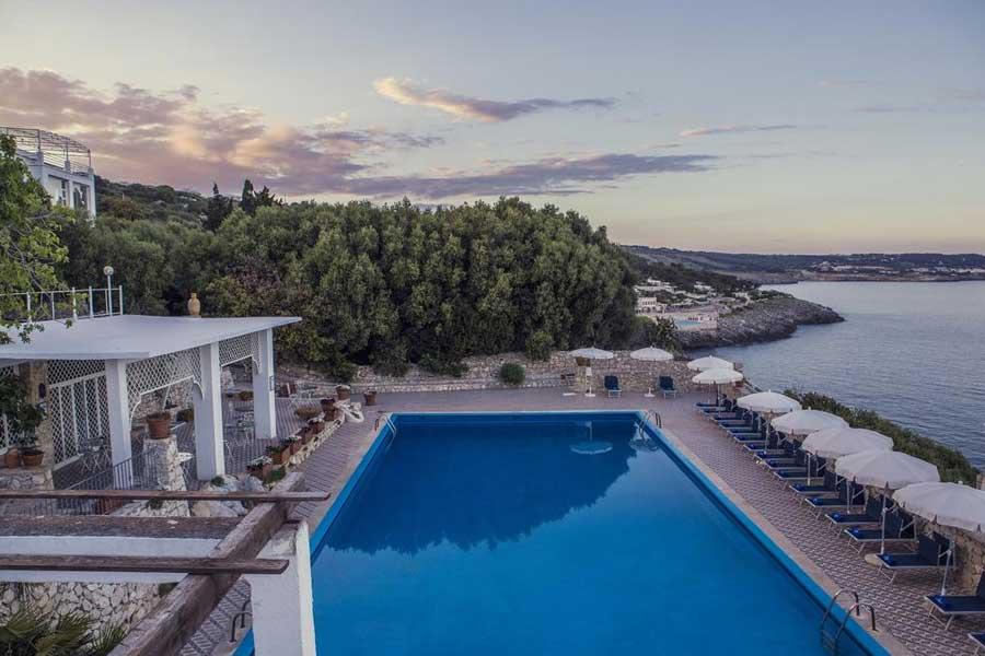 Hotel Piccolo Mondo - la piscina