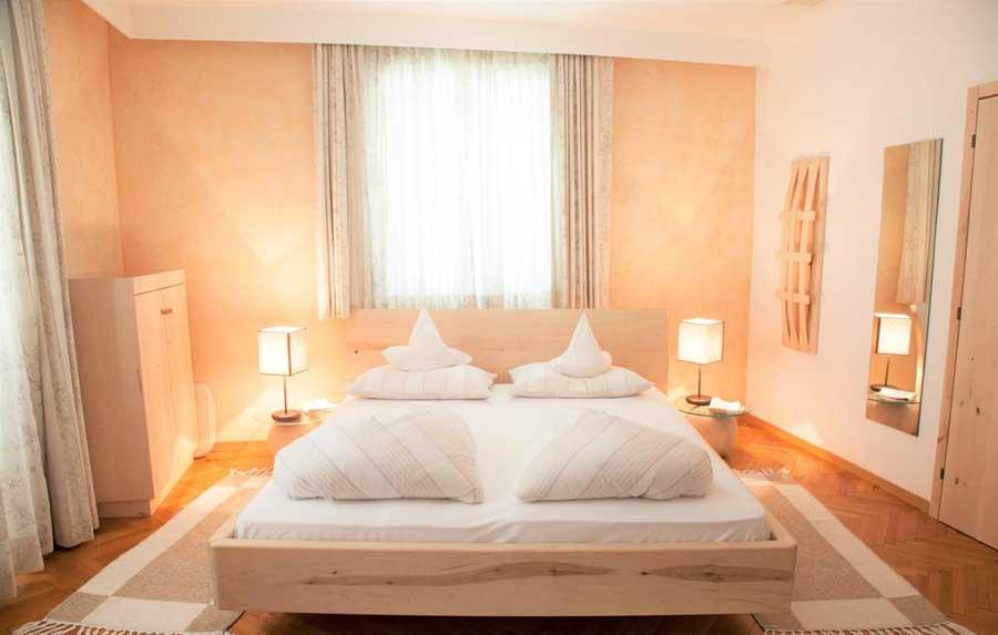 Hotel Villa Freiheim - Una delle camere