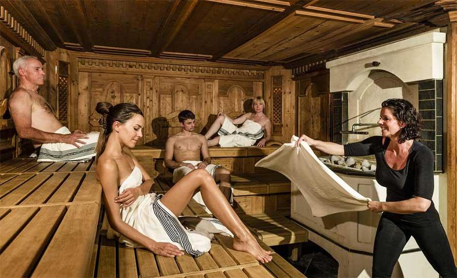 Hotel Weinegg - Sauna