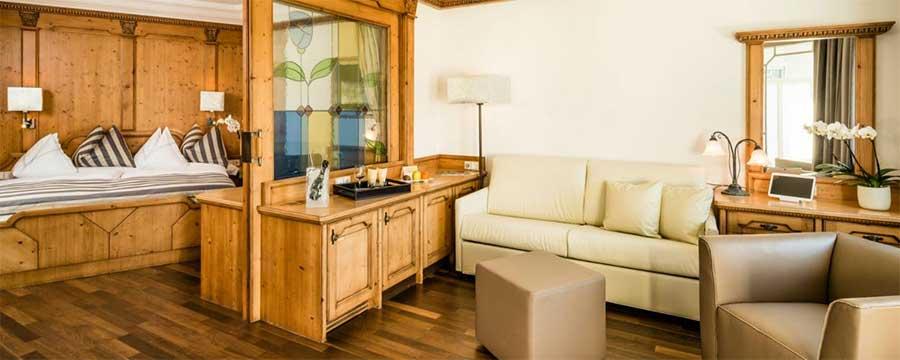 Hotel Weinegg - Suite del Solstizio