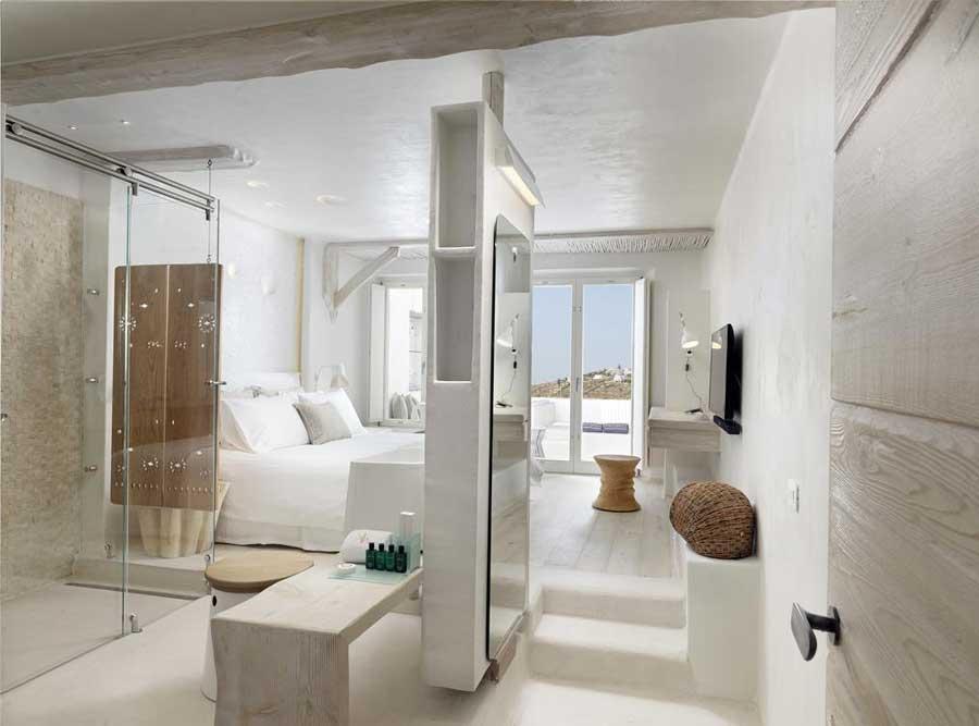 Una delle favolose camere