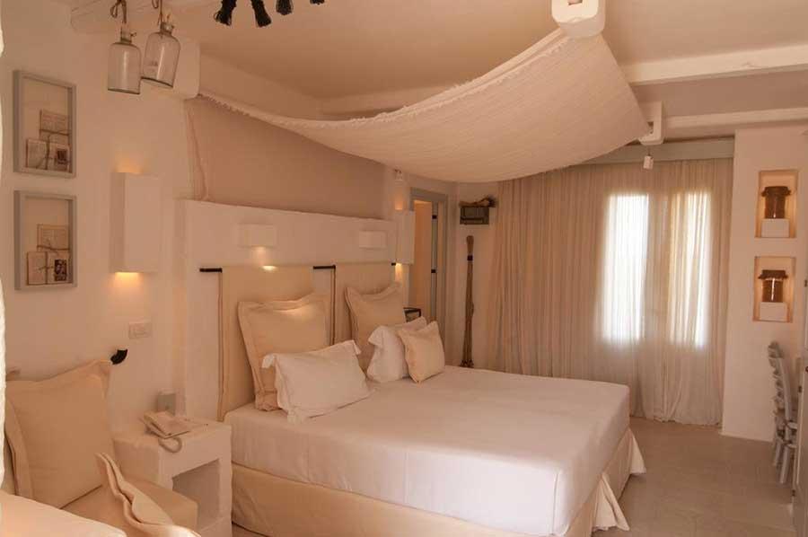 Una delle fantastiche camere