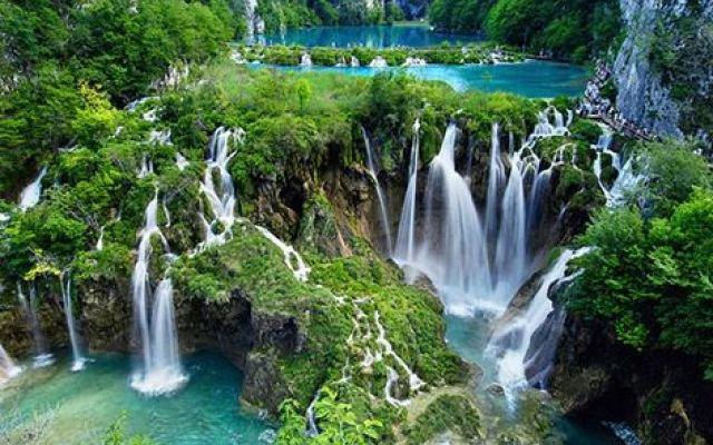 Croazia, Laghi di Plitvice