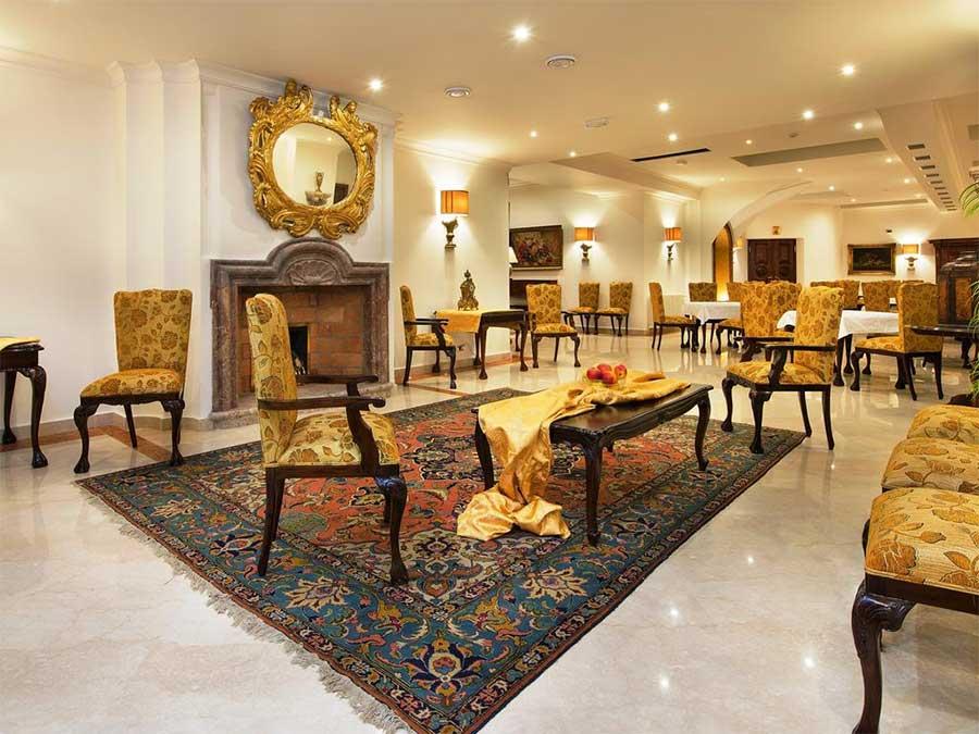 Sala Hotel Leon D'Oro