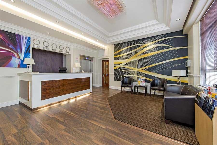Entrata Lidos Hotel