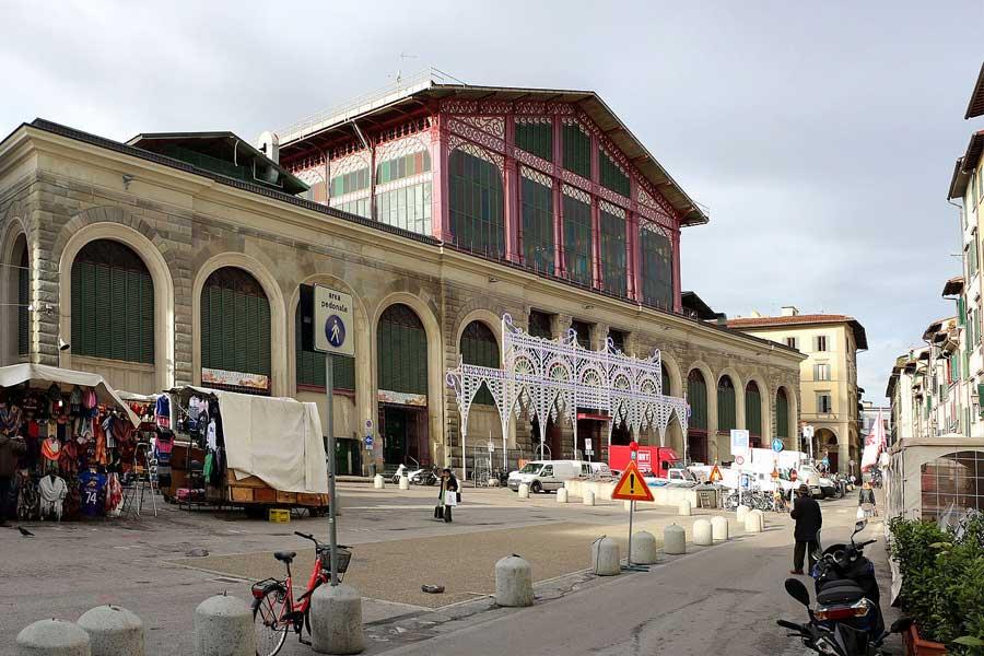 Mercato Centrale a Firenze