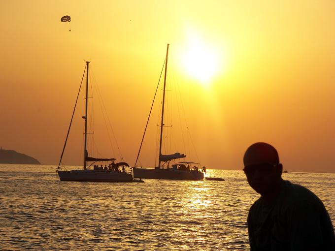 Ibiza, Puesta del Sol