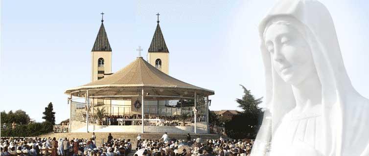 Santuario della Regina della Pace