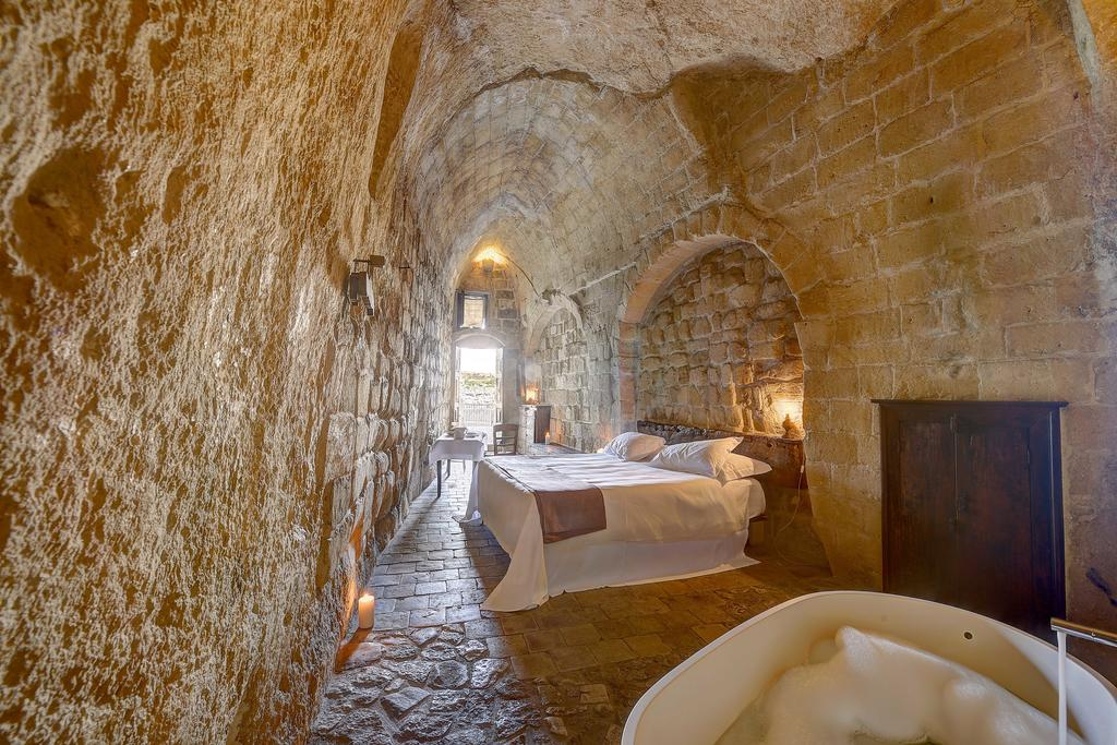una delle grotte-camere