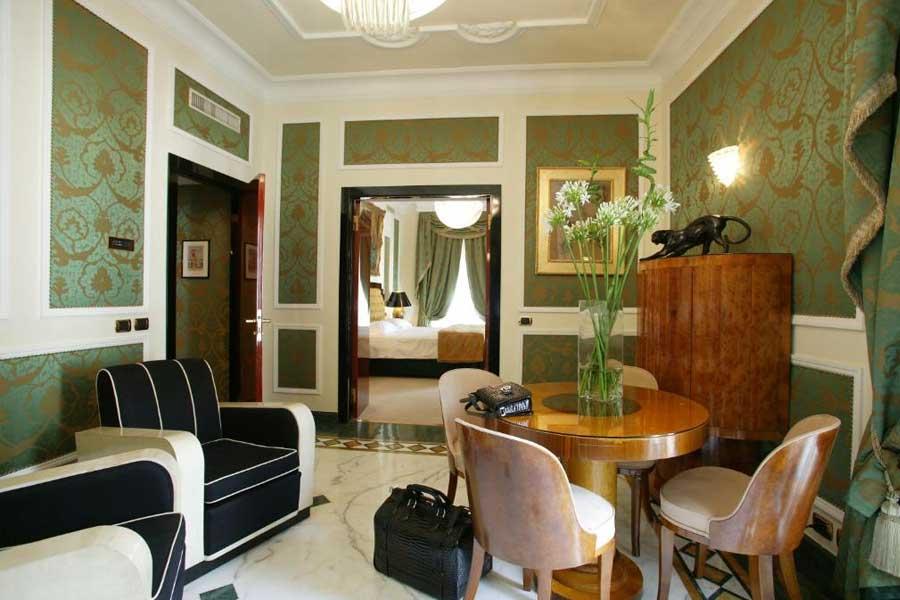 Una delle favolose suite
