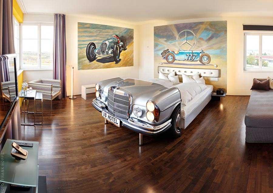 Suite Mercedes