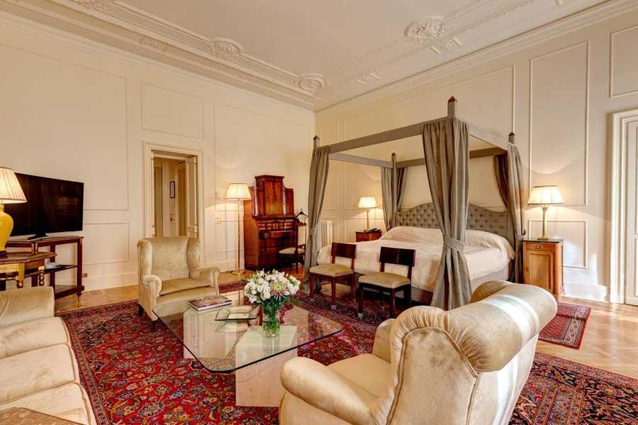 Un'altra delle suite