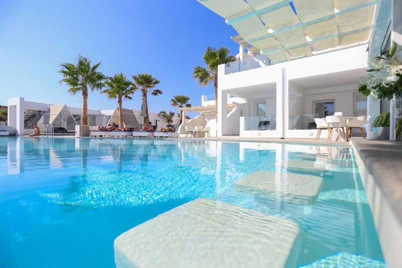 La piscina del Tropicana