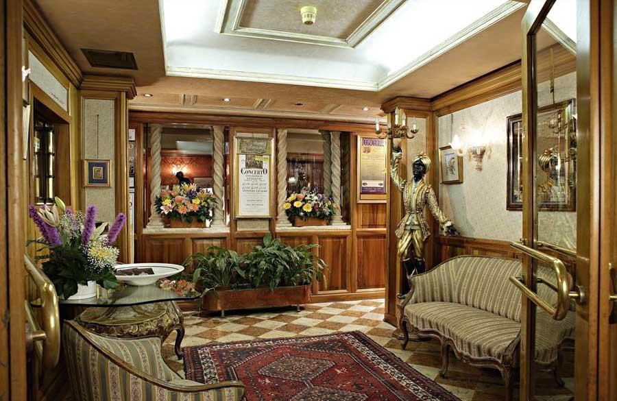 Interni Hotel Castello