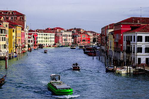 Cartina Turistica Di Venezia.Guida Turistica Di Venezia La Citta Galleggiante Alloggionline Com